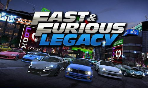 Screenshot Fast & Furious: Legacy auf dem iPhone