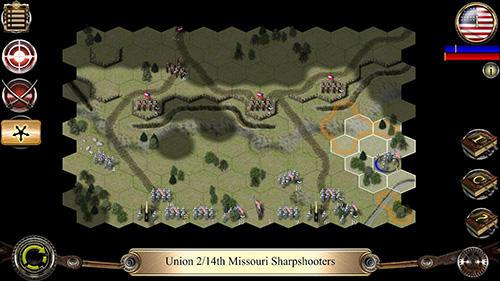 Civil war: 1862 für Android