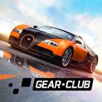 Gear. Club icono