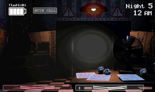 Five nights at Freddy's 2 captura de pantalla 3