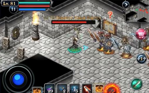 SOL: Stone of life EX para Android