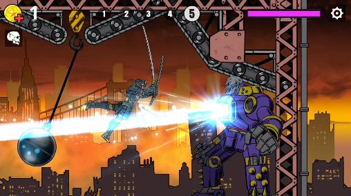 Limp heroes: Physics action für Android