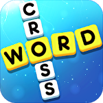 Word cross icono