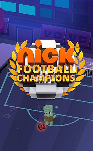 Nick football champions captura de pantalla 1