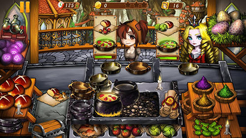 Cooking witch для Android