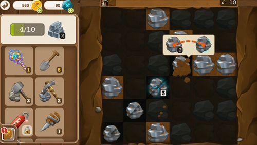 Strategiespiele Puzzle Craft 2 auf Deutsch