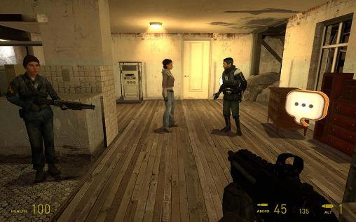 Half-life 2: Episode one captura de tela 1
