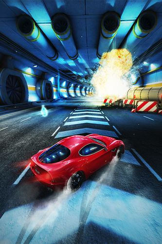 Asphalt: Overdrive for iPhone for free