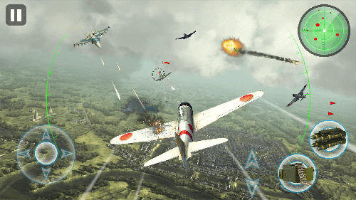 Air thunder war para Android