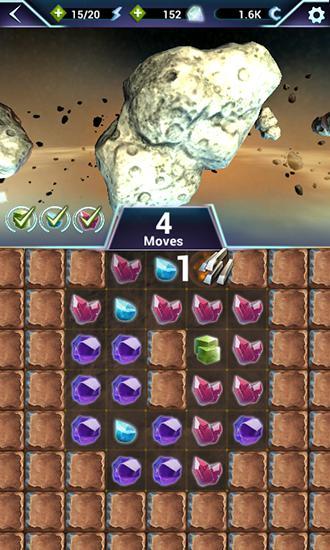 Anno 2205: Asteroid miner für Android