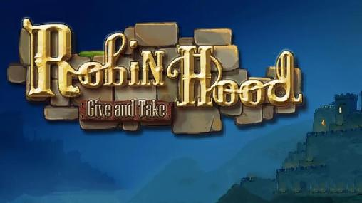 Robin Hood: Give and take capture d'écran