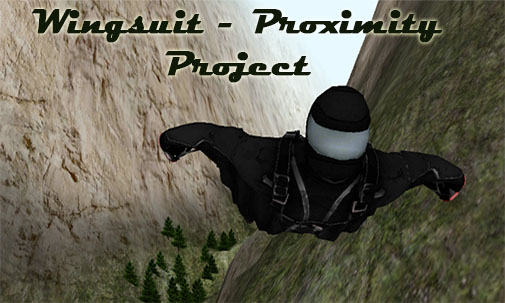 Wingsuit: Proximity project icono
