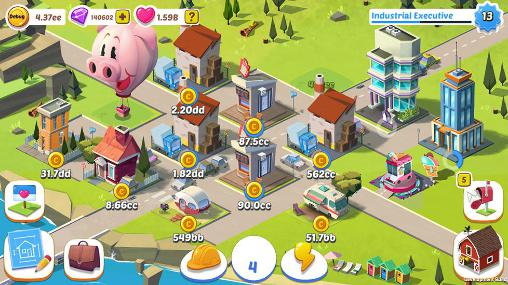 Build away! Idle city builder für Android