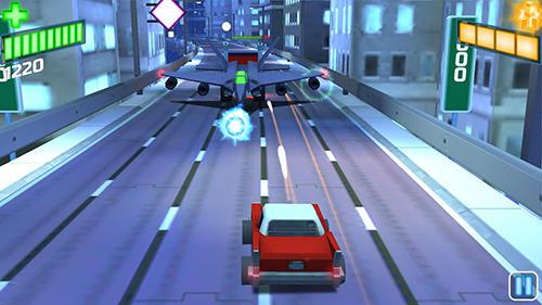 Arcade Cars vs bosses für das Smartphone
