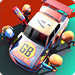 Pit stop racing: Manager Symbol