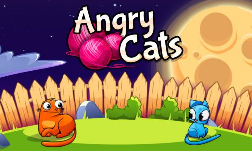Angry cats captura de tela 1