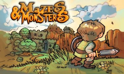 Mazes & Monsters capture d'écran 1