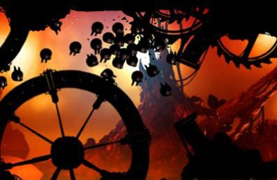 BADLAND for iPhone