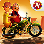 Motu Patlu speed racing іконка