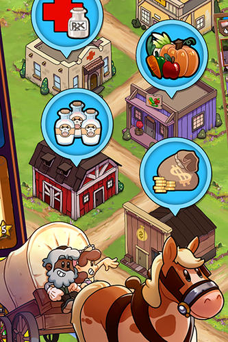 Idle frontier: Tap town tycoon screenshot 1