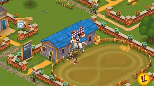 Horse farm auf Deutsch