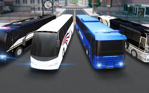 Ultimate bus driving: Free 3D realistic simulator captura de tela 1