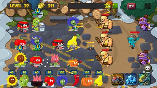 Strategie Plants vs goblins 3 für das Smartphone