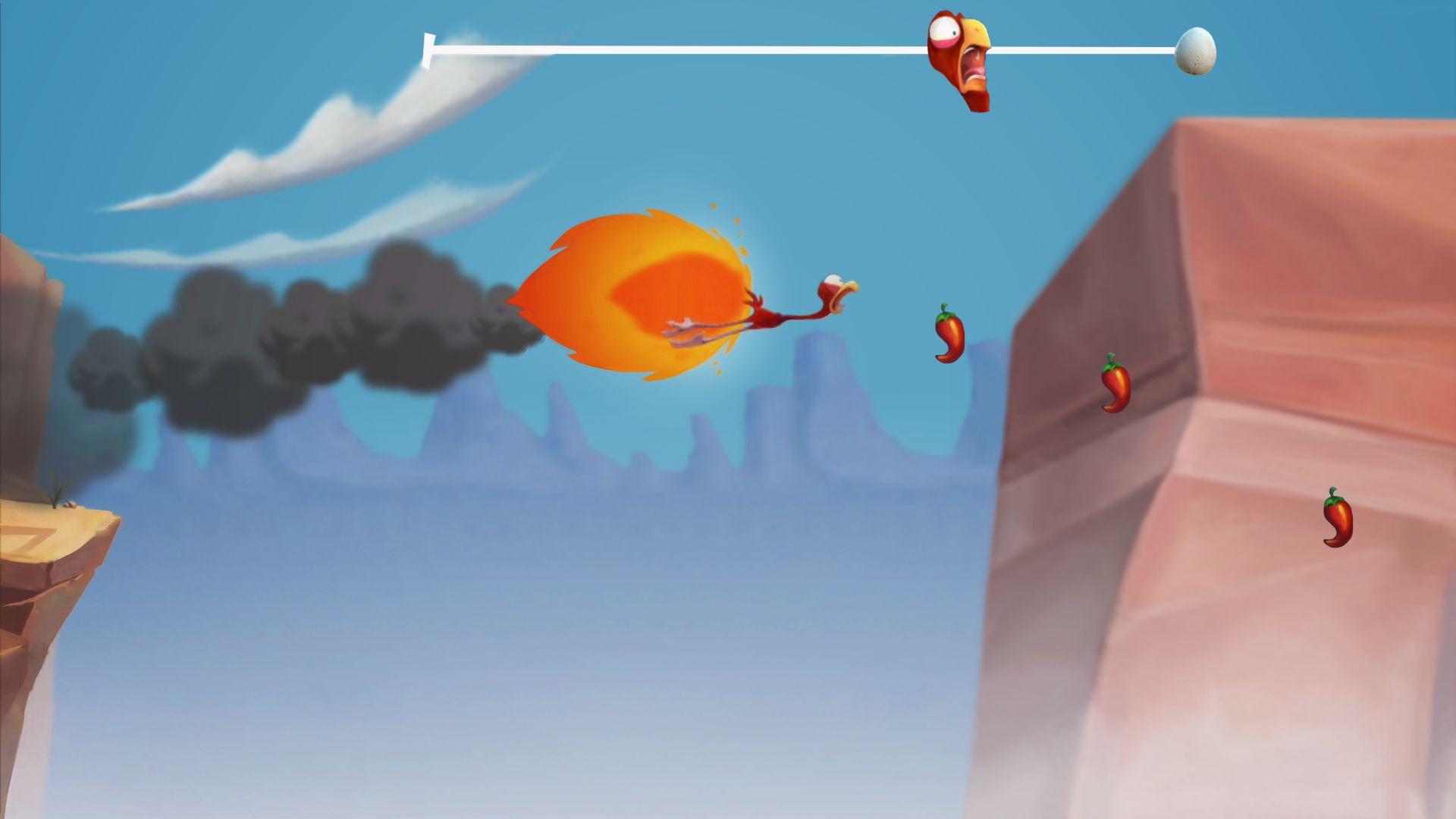 Cracké Rush - Free Endless Runner Game скріншот 1