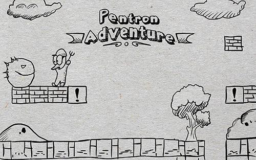 logo Super Pentron Abenteuer