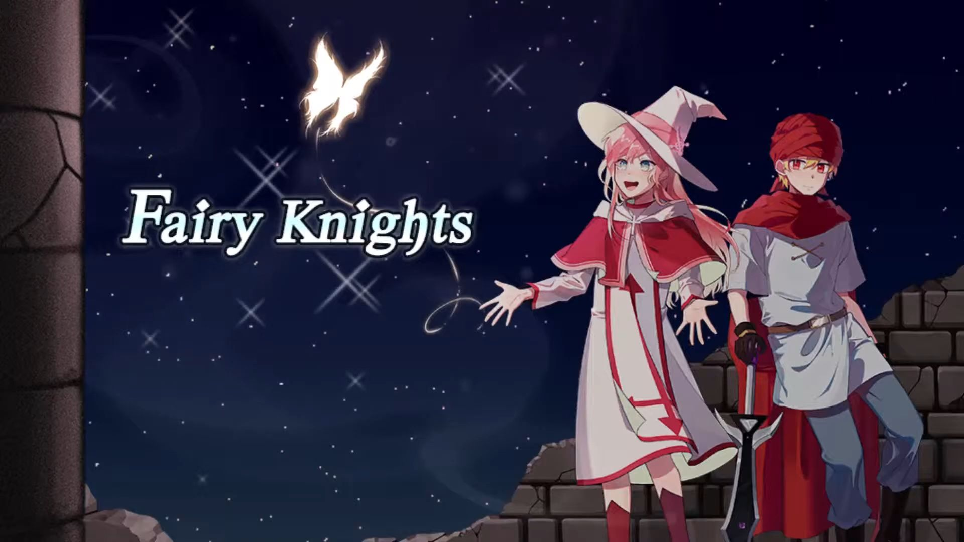Fairy Knights : Story driven  RPG скриншот 1