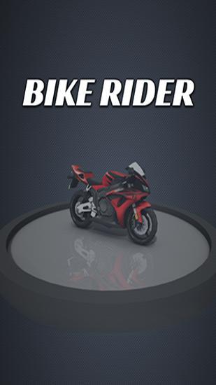 Superbike rider Screenshot