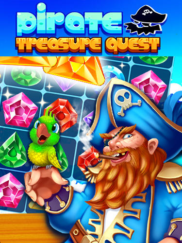 Pirate treasure quest Screenshot