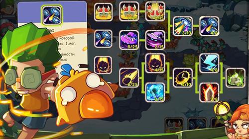 Castle defense: Invasion für Android