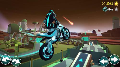 Screenshot Schwerkraftsfahrer: Power Fahrt auf dem iPhone