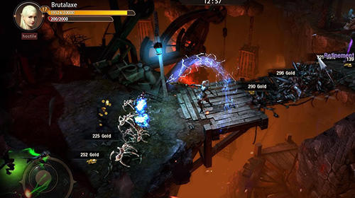 Blade reborn screenshot 3