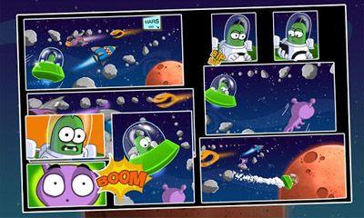 Arcade-Spiele Bert On Mars für das Smartphone