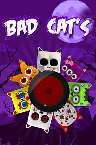 logo Les mauvais chats!