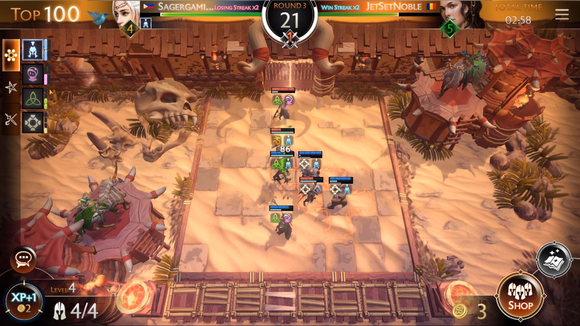 Might & Magic: Chess Royale für Android