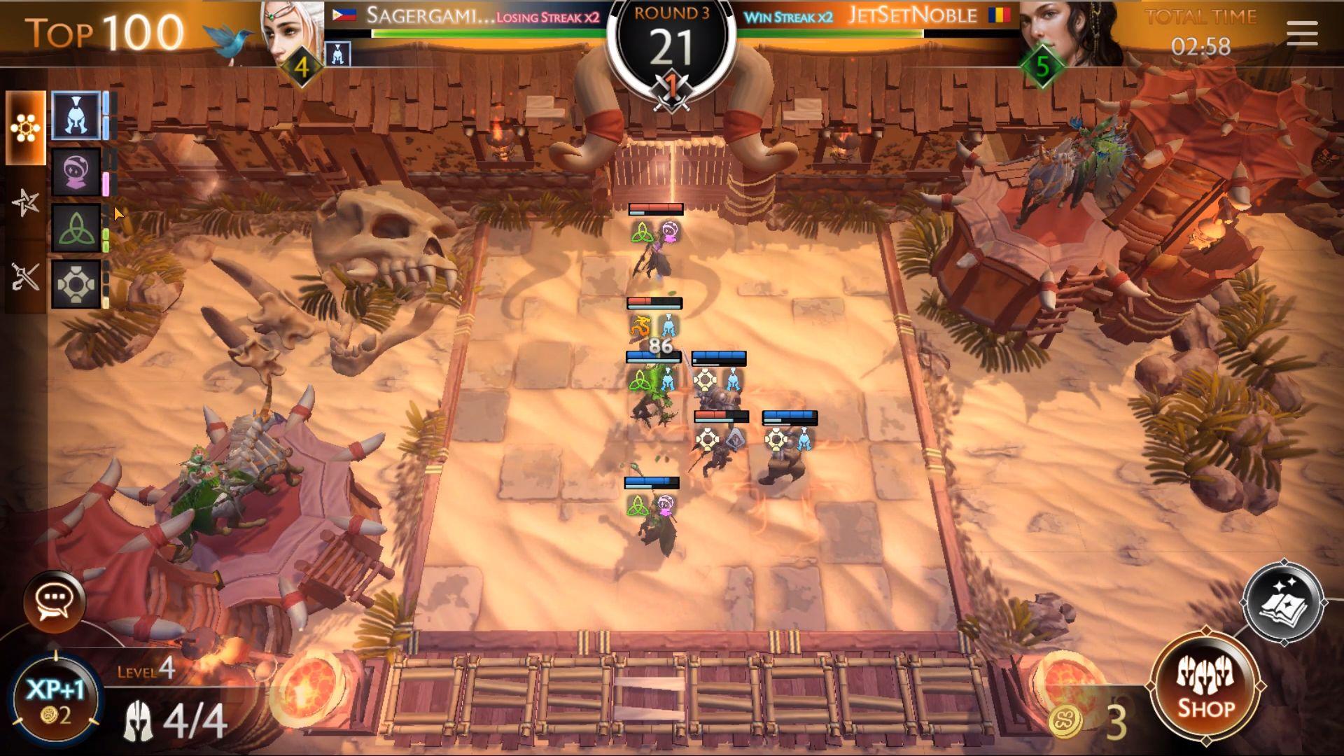 Might & Magic: Chess Royale para Android