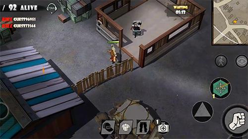 Juegos de zombis Battleground Z en español