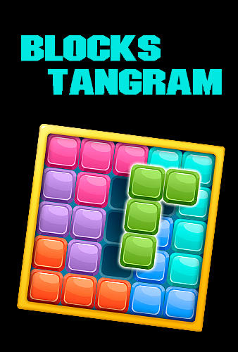 Blocks tangram screenshot 1