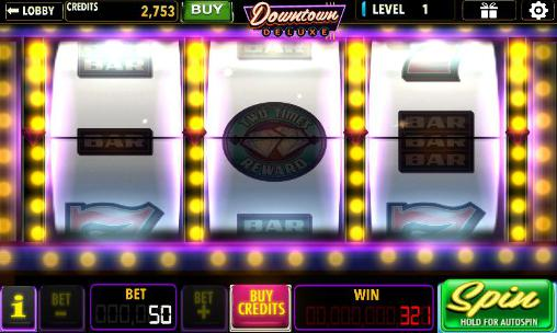 Downtown deluxe slots para Android