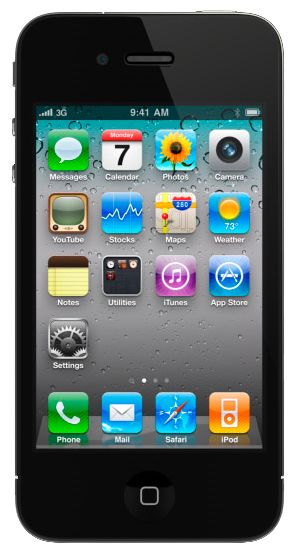 iphone 4 ios free download