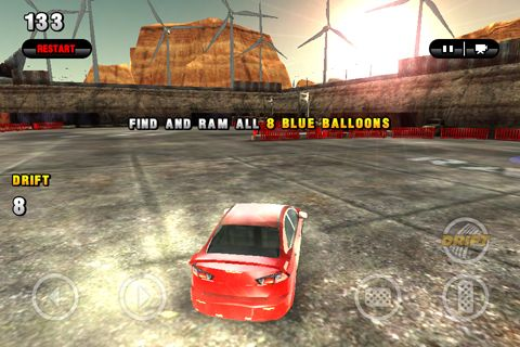 RPM: Gymkhana racing for iPhone