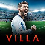 David Villa pro soccer Symbol