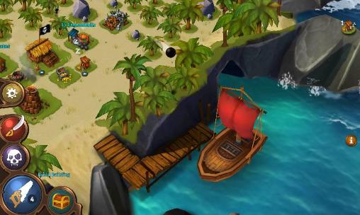 Monkey bay screenshot 4
