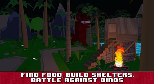 Jurassic island: Survival simulator for Android