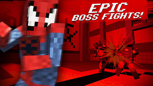 Cube pixel fighter 3D für Android