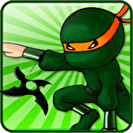 Ninja rush icono
