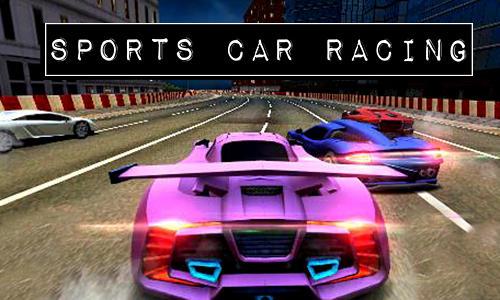 Sports сar racing captura de tela 1